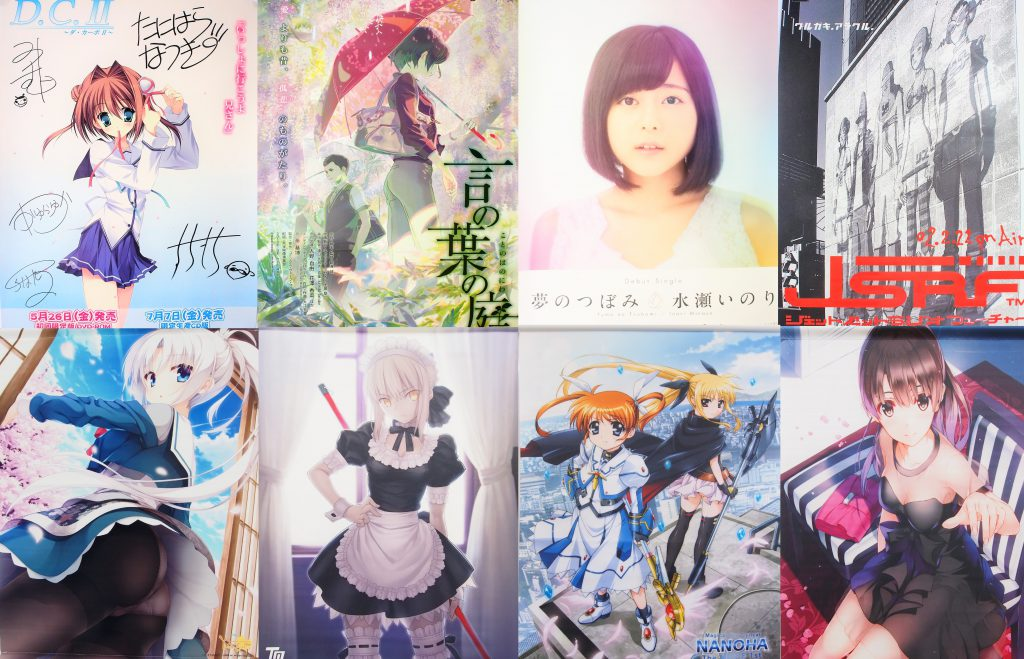 アニメポスターの買取は専門店「アニポス」がオススメ!