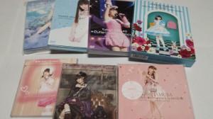 田村ゆかりDVD・CD
