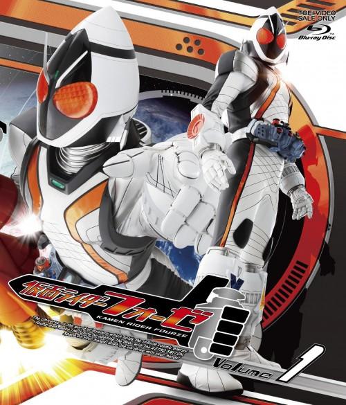 仮面ライダーフォーゼ DVD&Blu-ray高価買取しています!