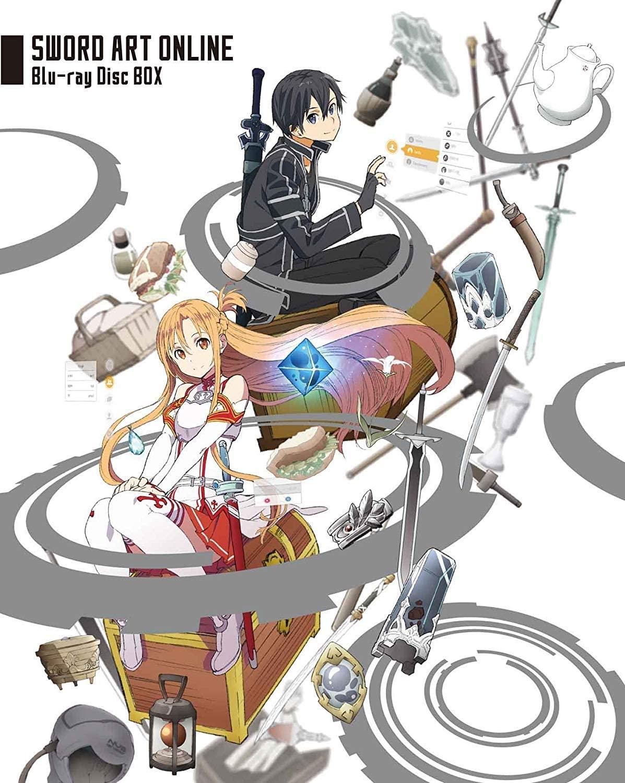 高価買取中ソードアート・オンライン Blu-ray Disc BOX