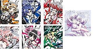 戦姫絶唱シンフォギアAXZ【期間限定版】[Blu-ray] 全6巻セット