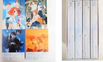 サクラダリセット Blu-ray BOX VOL.1-9 全4巻セット