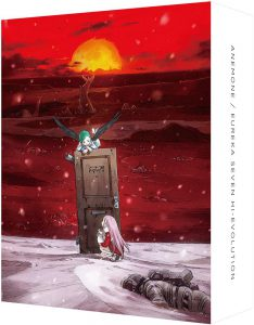 ANEMONE/交響詩篇エウレカセブン ハイエボリューション (特装限定版) [Blu-ray]/京田知己
