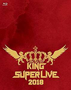 KING SUPER LIVE 2018(Blu-ray)/V.A.