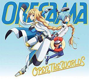 TVアニメ『叛逆性ミリオンアーサー』第2シーズンOP主題歌「OPEN THE WORLDS」(特典なし)/ORESAMA