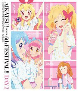 アイカツ!シリーズ 5thフェスティバル!! Day2 Blu-ray/オムニバス