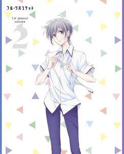 フルーツバスケット 1st season Vol.2 *BD [Blu-ray]/石見舞菜香