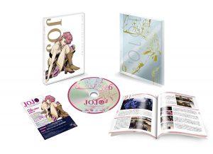 ジョジョの奇妙な冒険 黄金の風 Vol.6 (21~24話/初回仕様版) [DVD]/小野賢章