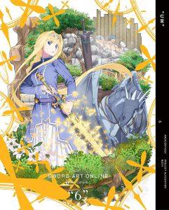 ソードアート・オンライン アリシゼーション 6(完全生産限定版) [Blu-ray]/松岡禎丞