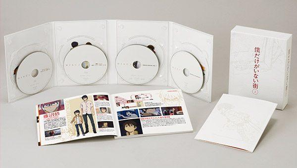 僕だけがいない街 Blu-ray&DVD 上下巻セット高価買取致します!