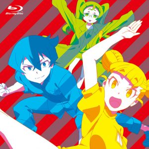 AKIBA'S TRIP -THE ANIMATION- Blu-ray BOXセット高価買取致します!