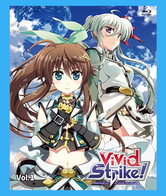 ViVid Strike! Blu-ray/DVD  全巻セット高価買取致します!