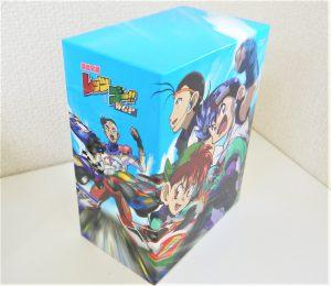 爆走兄弟レッツ&ゴー!! WGP DVDBOX