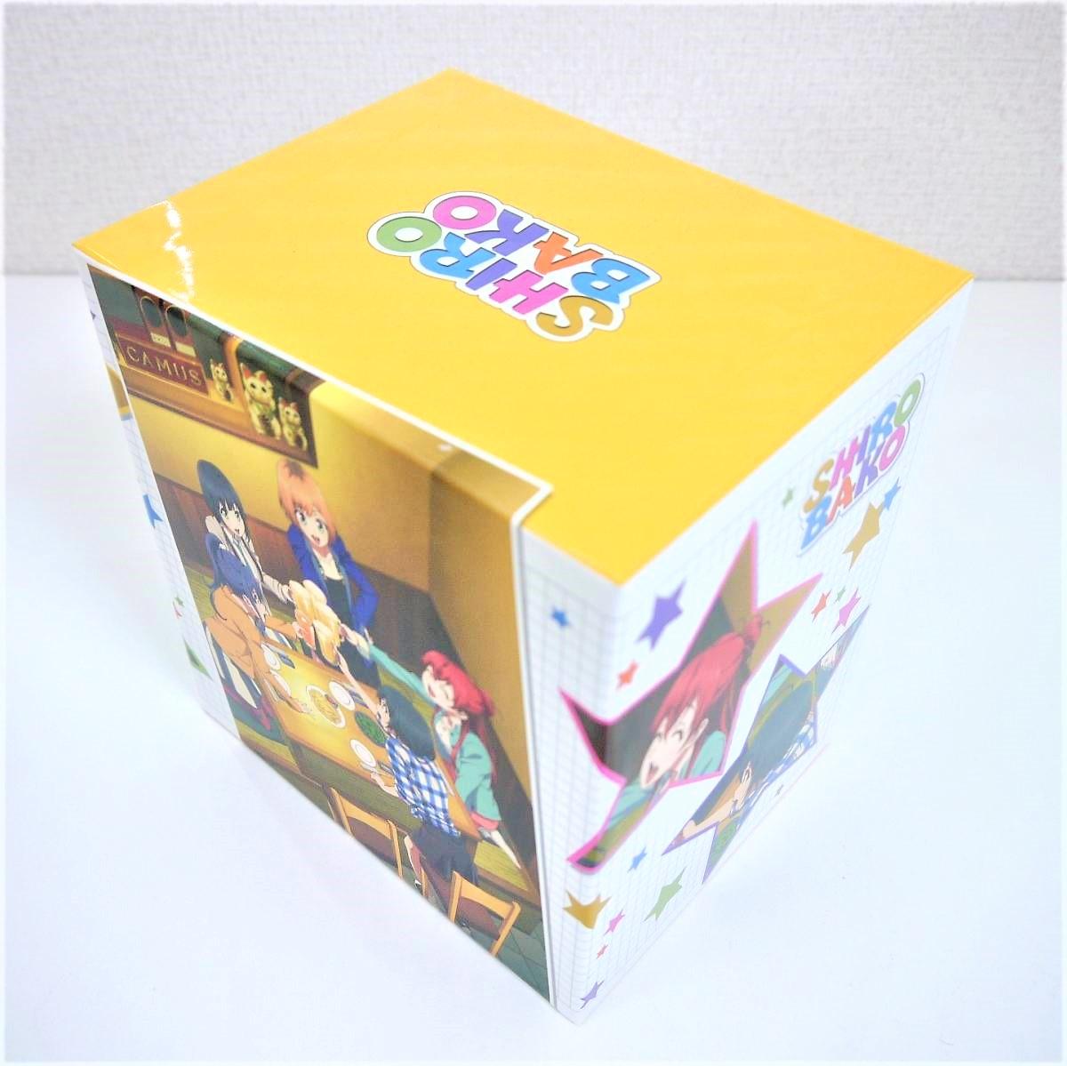 SHIROBAKO Blu-ray 高価 買取
