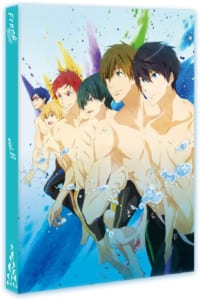 Free! -Dive to the Future- 6巻の表紙