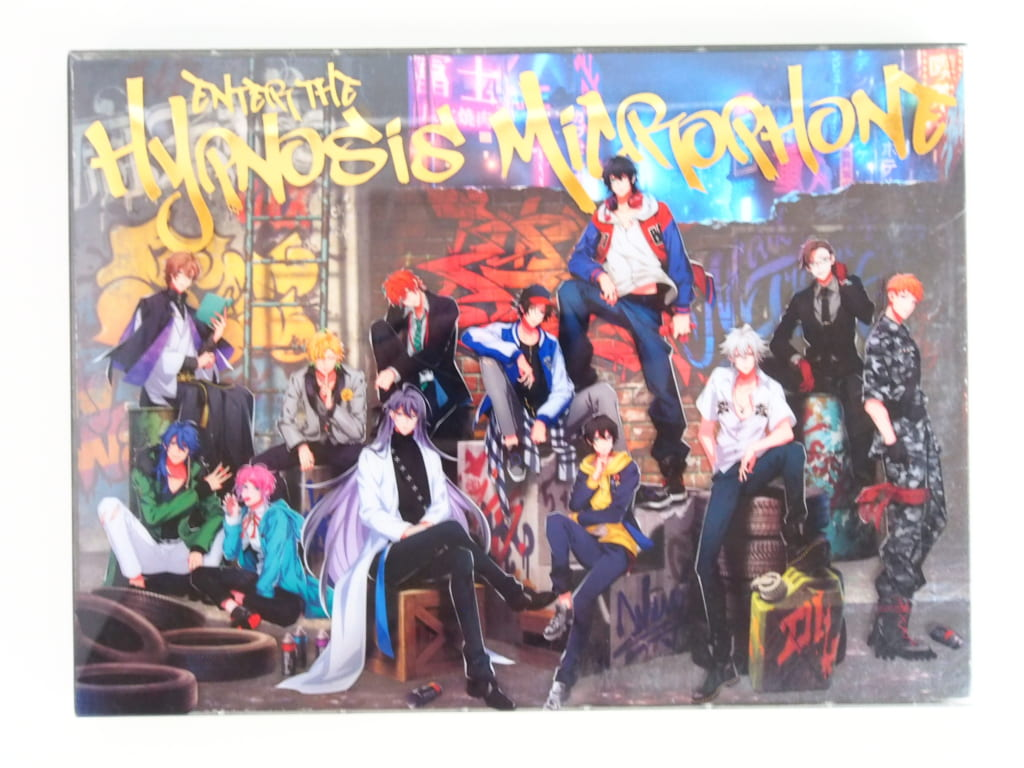 [買取]ヒプノシスマイク-Division Rap Battle- 1st FULL ALBUM Enter the Hypnosis Microphone 初回限定LIVE盤