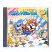 スーパーマリオブラザーズ3 オリジナルサウンドトラックCD高価買取!