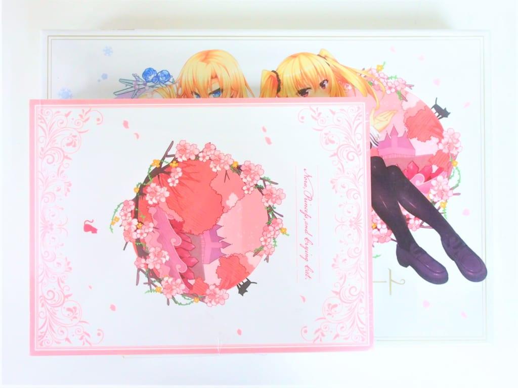 買取したノラと皇女と野良猫ハート 1+2パッケージの表紙