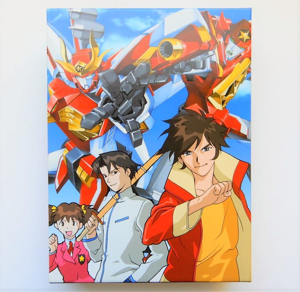 DVD-BOX 勇者指令ダグオン DVD-BOX 1 フィギュア欠品