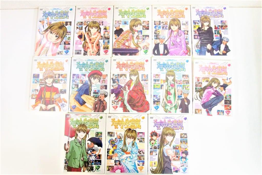 DVD 天使な小生意気 ノートリミング・ワイドスクリーン版 全13巻セット  未開封多数
