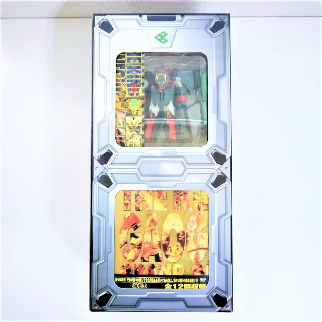 DVD-BOX 勇者王ガオガイガー FINAL GRAND GLORIOUS GATHERING フィギュア付限定版