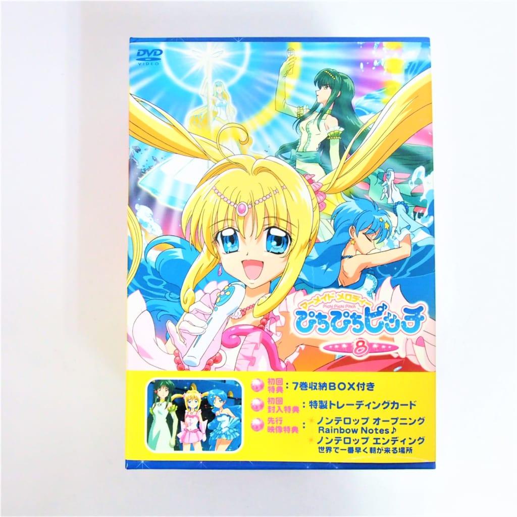 DVD マーメイドメロディー ぴちぴちピッチ 収納BOX付き 全巻セット