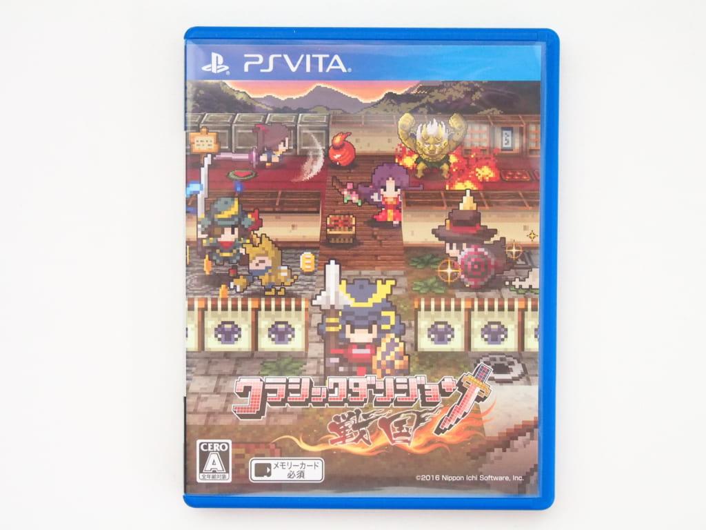 PS Vita クラシックダンジョン戦国