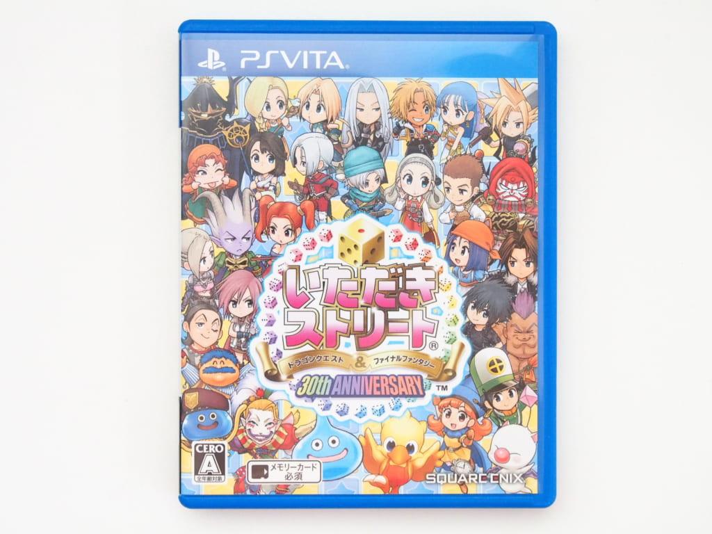 PS Vita いただきストリート ドラゴンクエスト&ファイナルファンタジー 30th ANNIVERSARY