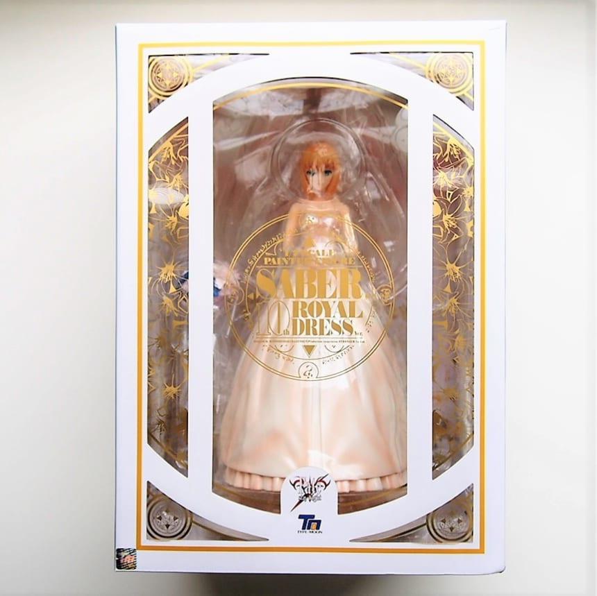 [買取]Fate/stay night ANIPLEX+限定 セイバー 10thロイヤルドレスver. 1/7 PVC塗装済み完成品:未開封品