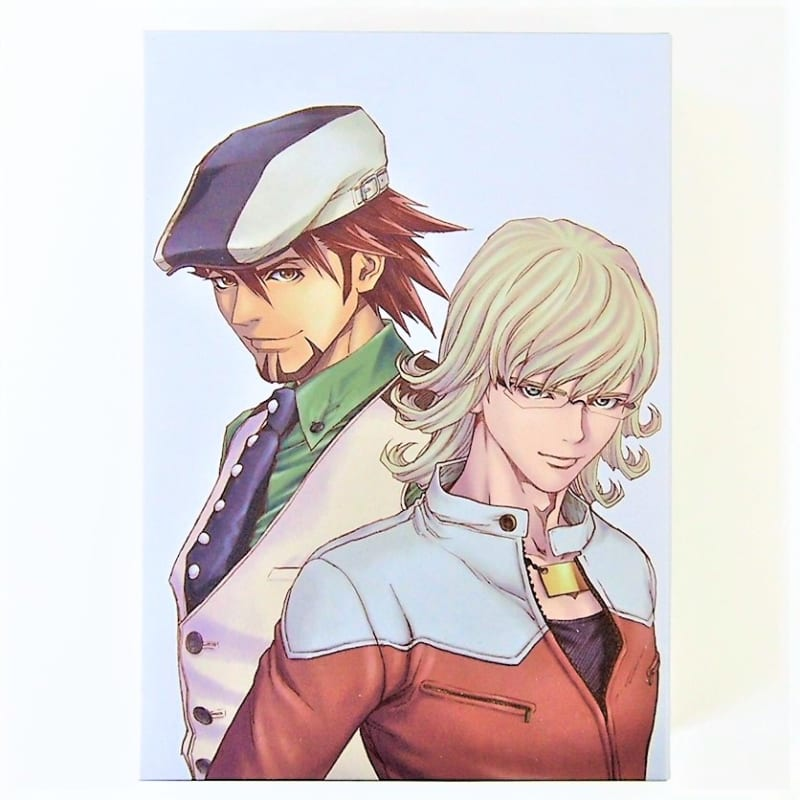 DVD-BOX TIGER & BUNNY