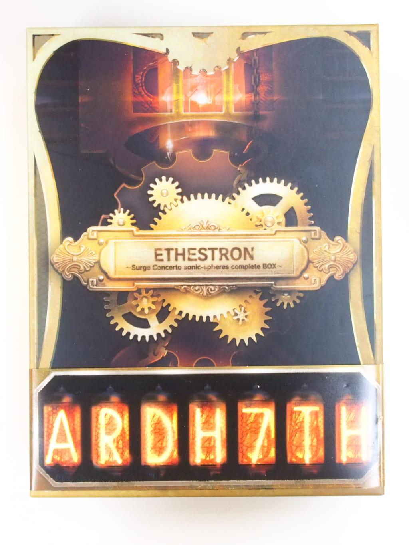 買取したETHESTRON Surge Concerto sonic-spheres complete BOX