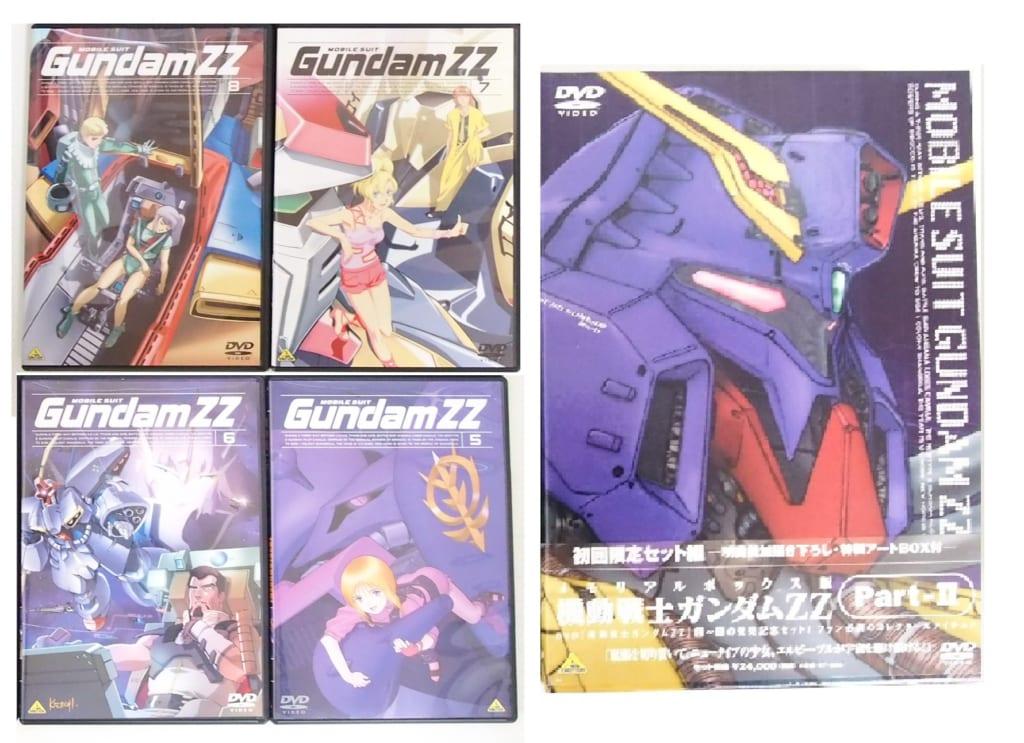 機動戦士ガンダム ZZ Part2