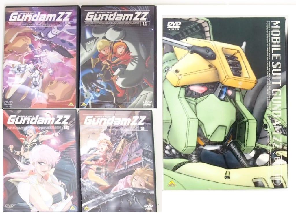 機動戦士ガンダム ZZ Part3