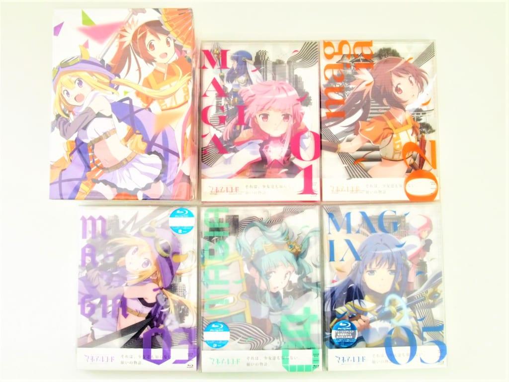マギアレコード 魔法少女まどか☆マギカ外伝 Blu-ray 完全生産限定版 高価買取!