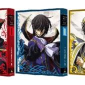 劇場3部作 コードギアス 反逆のルルーシュ I 興道・II 叛道・III 皇道 DVD・ブルーレイ高価買取中!