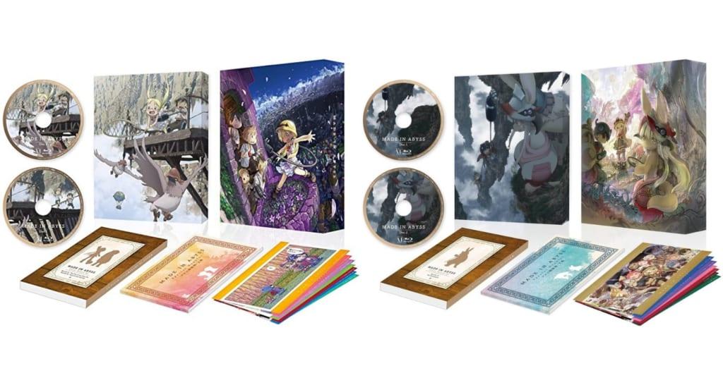メイドインアビス DVD・ブルーレイ高価買取中!