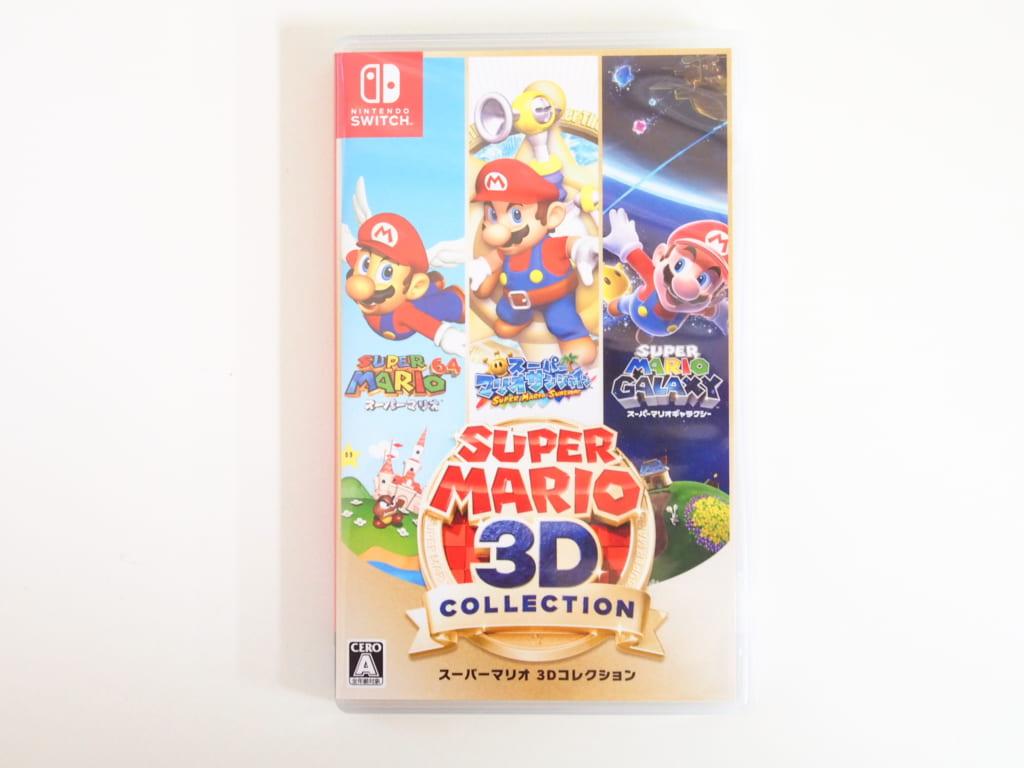 [買取]スーパーマリオ 3Dコレクション Switch