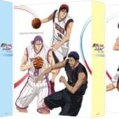 黒子のバスケ 1st 2nd 3rd Blu-ray BOX 高価買取中!