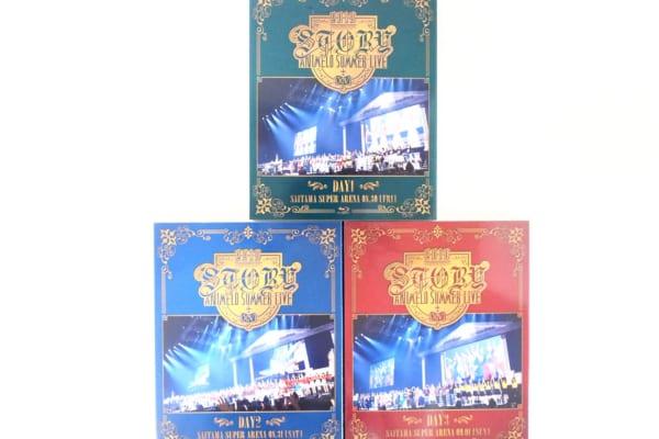 Animelo Summer Live アニサマ DVD・ブルーレイ高価買取強化中!