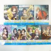 響け!ユーフォニアム Blu-ray 全7巻セット 1期&2期 高価買取!