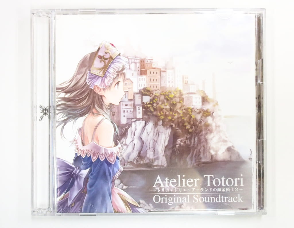 高価買取したトトリのアトリエ アーランドの錬金術士2 オリジナルサウンドトラックの表紙