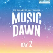 THE IDOLM@STER SHINY COLORS MUSIC DAWN Blu-ray 【通常版DAY2】高価買取中!